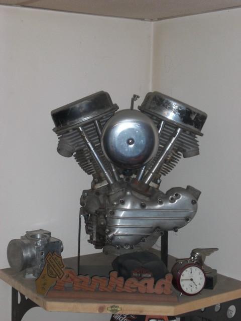 Panheadmotor